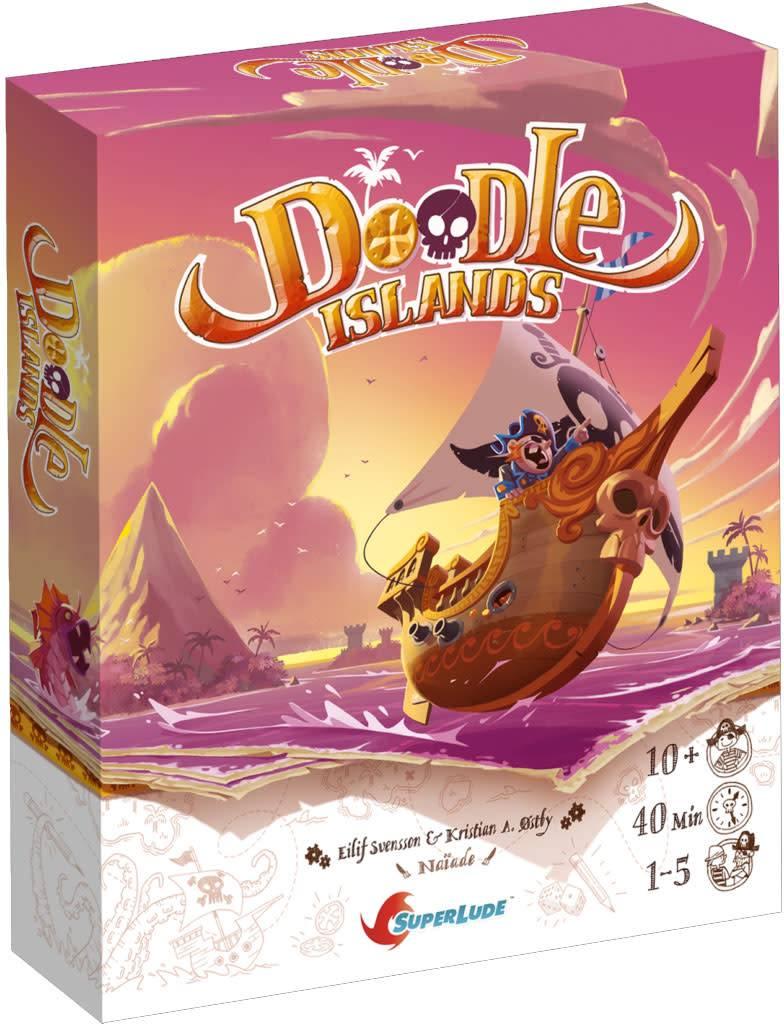 Doodle Islands (FR)