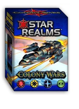 Star Realms Colony Wars (FR)