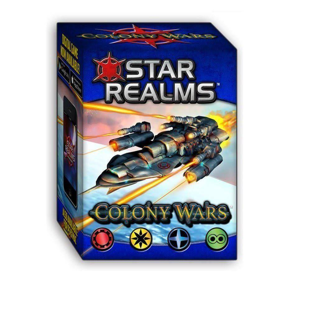 Star Realms Colony Wars FRENCH