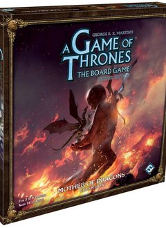 A Game of Thrones: The Board Game - Mother of Dragons Exp