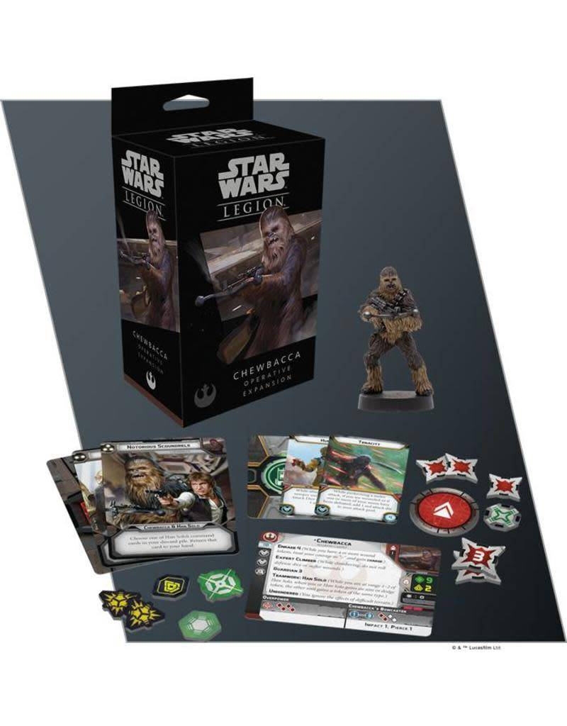 Star Wars: Legion - Chewbacca