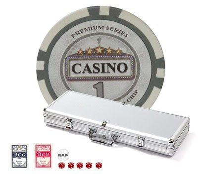 CASINO SE Chips set 500 pcs 11.5gr- Cash game