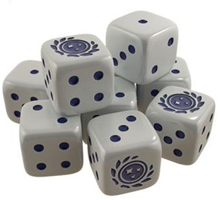 ST Ascendancy Dice - Federation