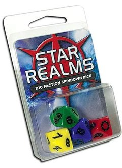 Star Realms D10 Faction Dice