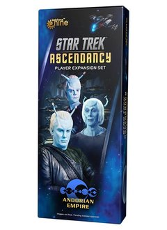 Star Trek Ascendancy: Andorian Exp.
