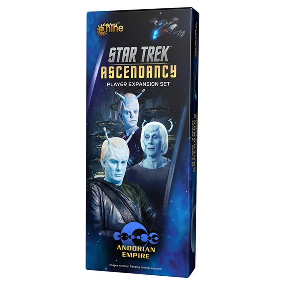 Star Trek Ascendancy Andorian exp.