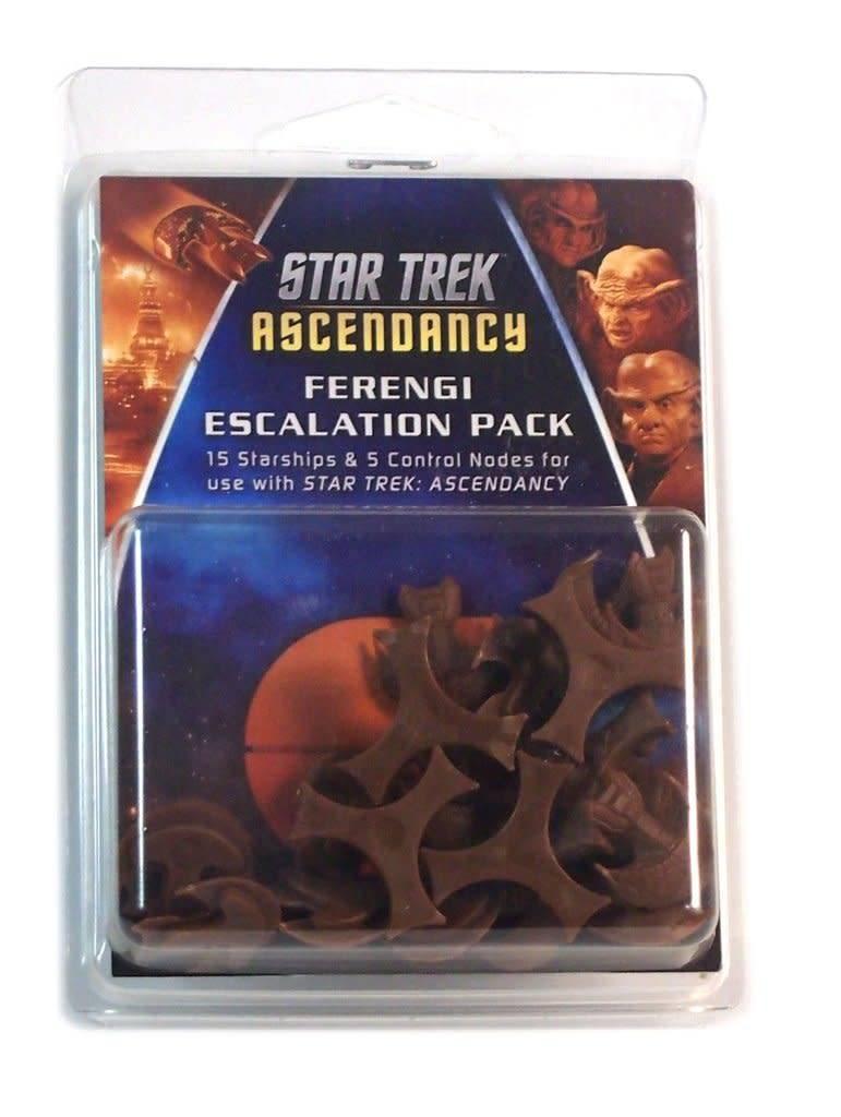 Star Trek Ascendancy Ferengi Ship Pack Exp