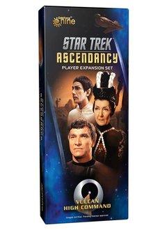 Star Trek Ascendancy Vulcan exp.