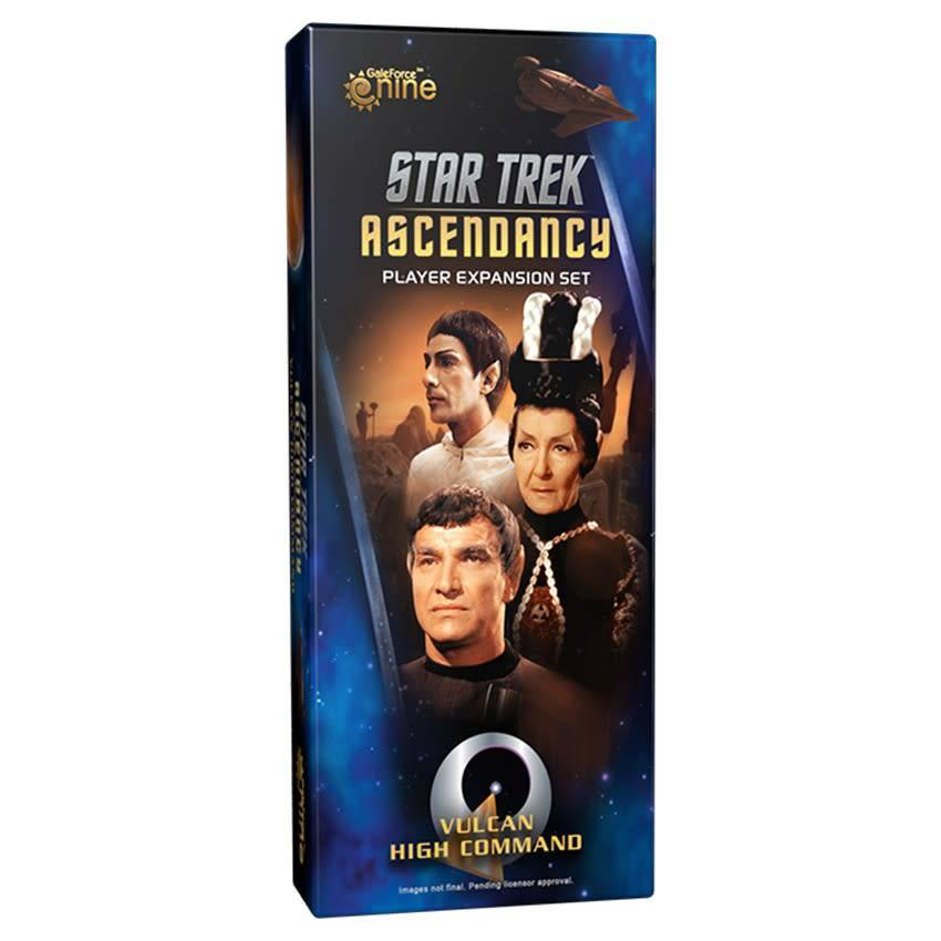 Star Trek Ascendancy: Vulcan Exp.