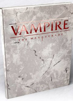 Vampire the Masquerade 5th Edition Alternate Cover