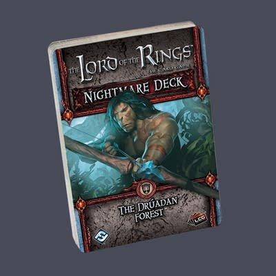 The Druadan Forest POD nightmare deck
