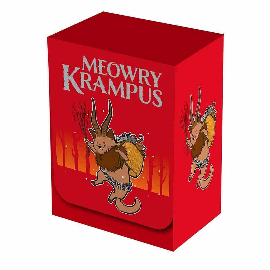 Deck Box Meowry Krampus