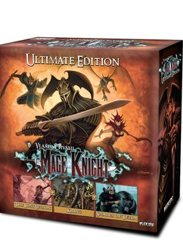Mage Knight: Ultimate Edition (EN)