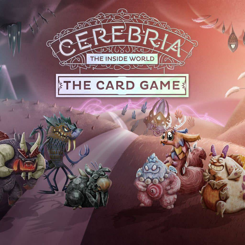 Cerebria - The Inside World Card Game