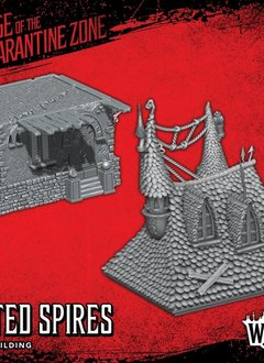 Wyrdscapes Haunted Spires