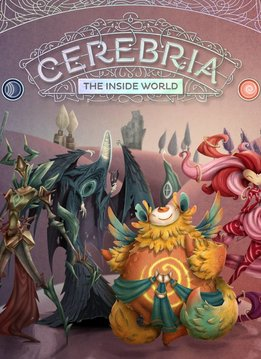 Cerebria - The Inside World Board Game