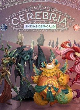 Cerebria - The Inside World Board Game