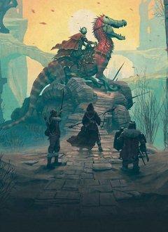 Forbidden Lands RPG Boxed Set