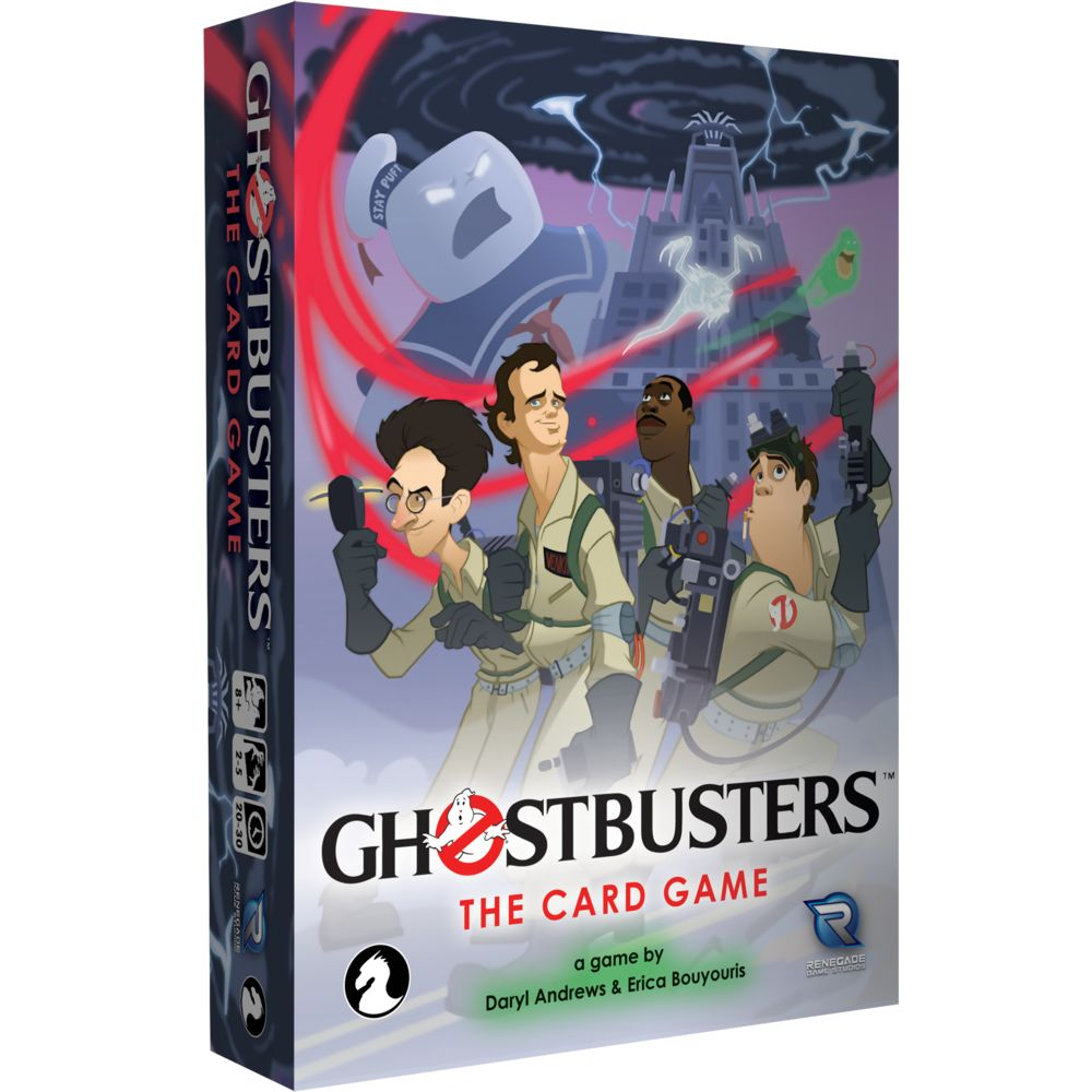 GHOSTBUSTERS CARD GAME