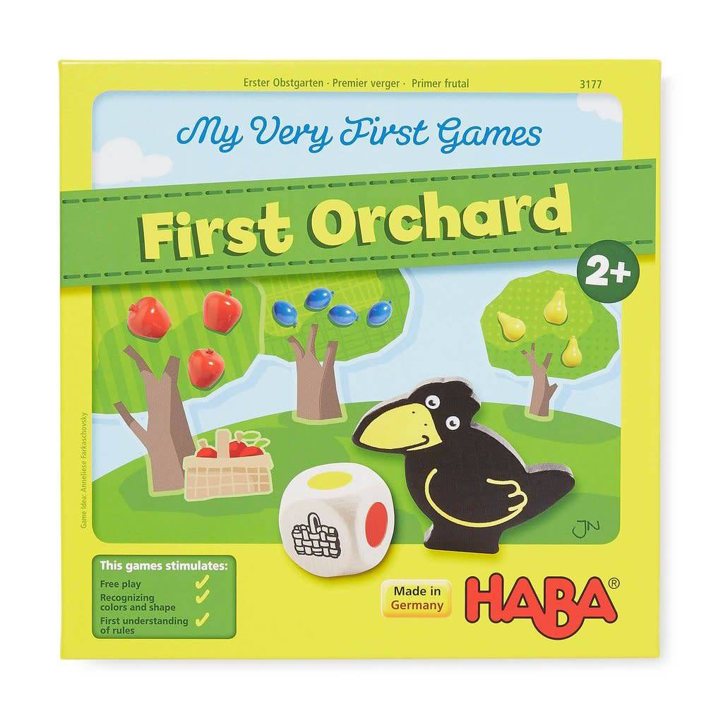 MY VERY FIRST GAMES: MY FIRST ORCHARD (FR)
