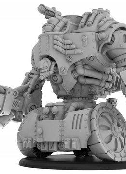 Crucible Guard - Vulcan Colossal Warjack