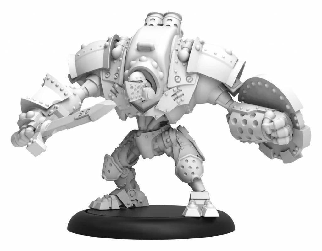 Crucible Guard -  Suppressor, Toro and Vindicator Heavy Warjacks