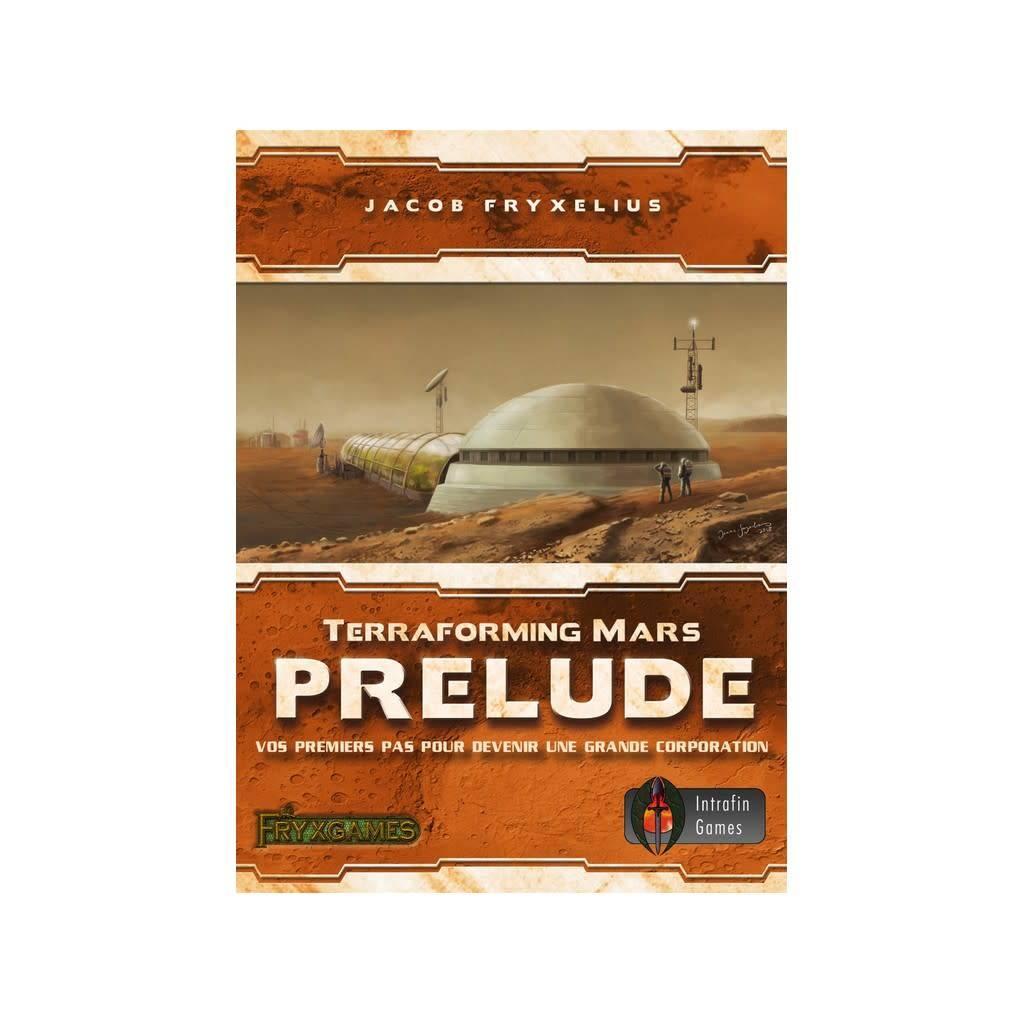 TERRAFORMING MARS EXT: PRELUDE (FR)
