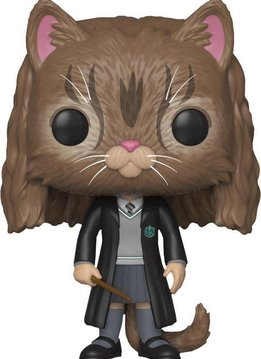 Pop! Harry Potter Hermione as Cat