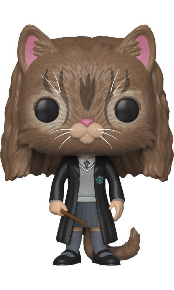 Pop! Harry Potter Hermione as Cat