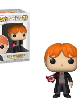 Pop! Harry Potter Ron with Howler