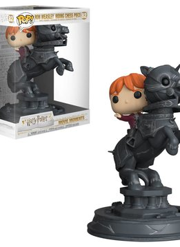 Pop! Harry Potter Ron riding Chess Piece
