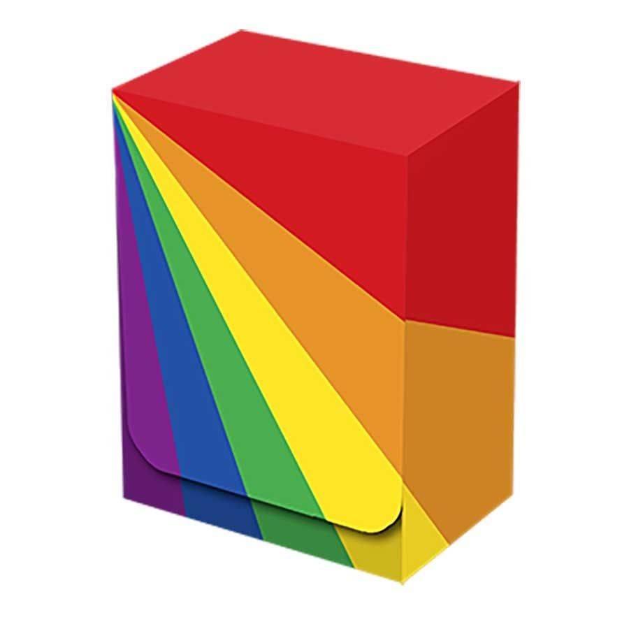 Deck Box Rainbow