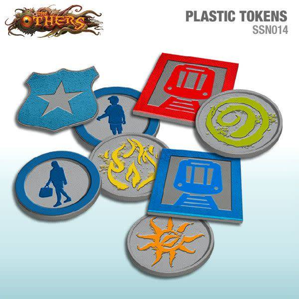 The Others : Plastic Token Pack