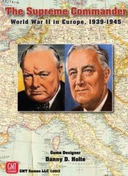 The Supreme Commander: World War II in Europe