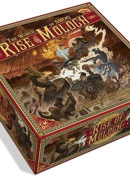 The World of SMOG: Rise of Moloch (KS Edition Ambassador)