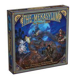 The World of SMOG: Rise of Moloch KS: Mekasylum Exp