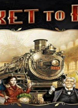 Ticket to Ride - Destination Kit
