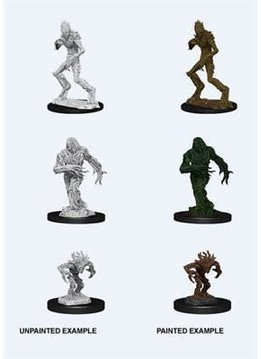 Blights D&D Unpainted Mini
