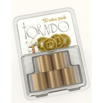 Tokaido Coins