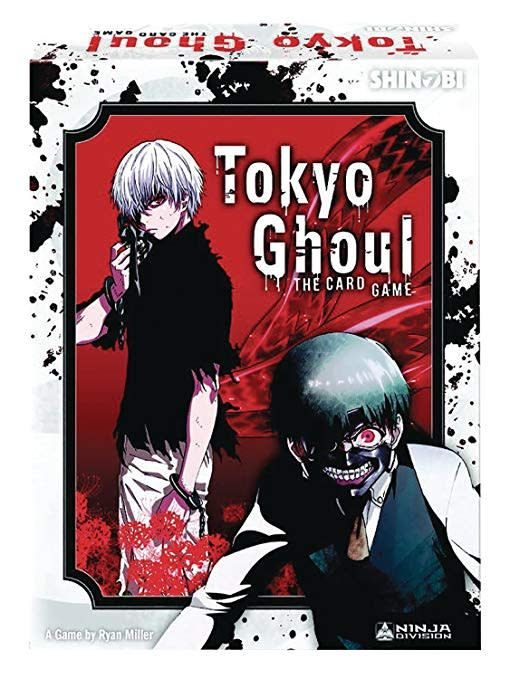 Tokyo Ghoul - The Card Game