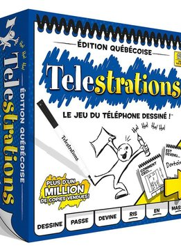 Telestrations Version Québec