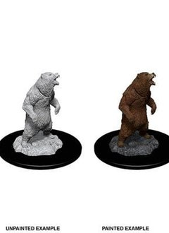 Grizzly WizKids Unpainted Mini