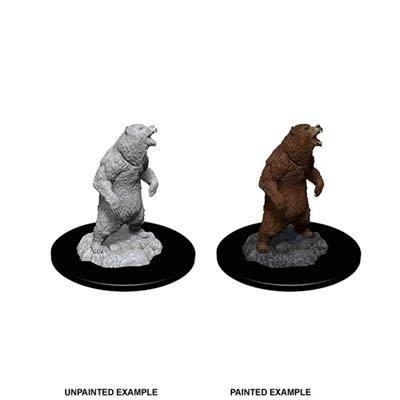 Grizzly WizKids Unpainted Mini