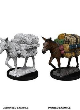Pack Mule WizKids Unpainted Mini
