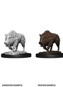 Wild Boar WizKids Unpainted Mini