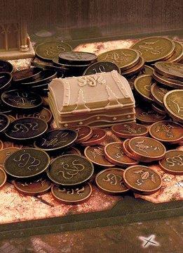 Sword & Sorcery - Metal Coins
