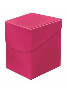 Eclipse Hot Pink 100+ Deck Box