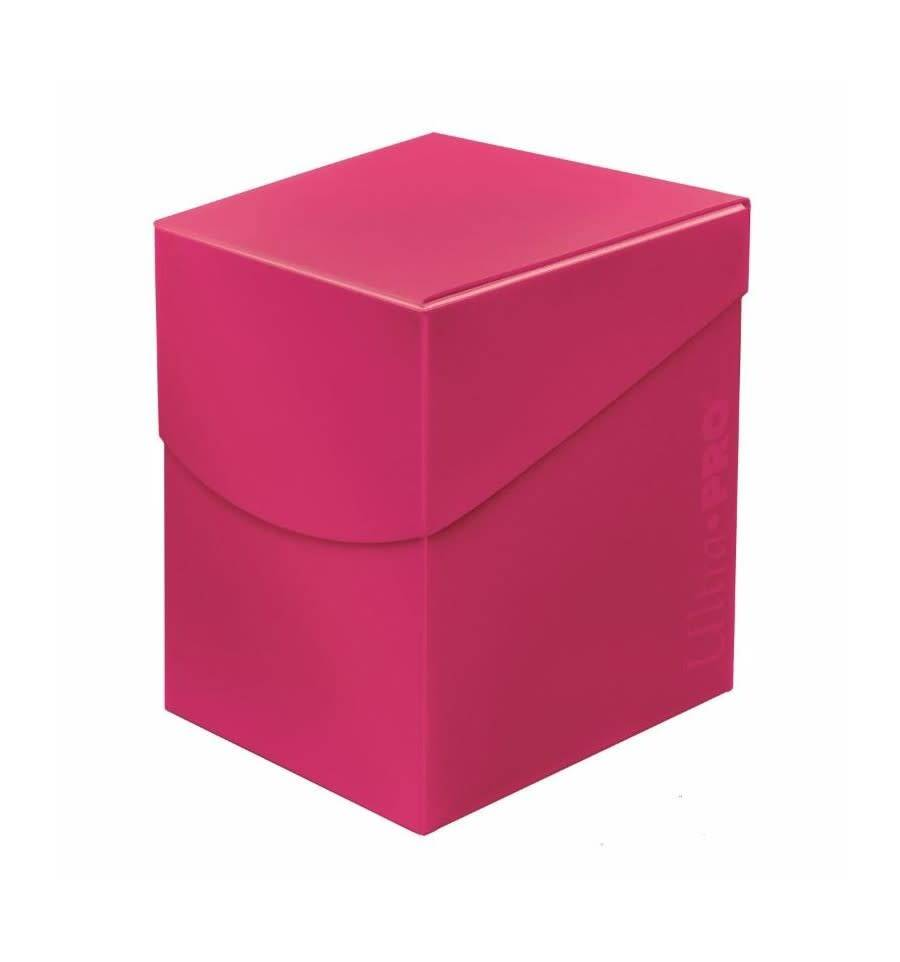 Eclipse Hot Pink 100+ Deck Box