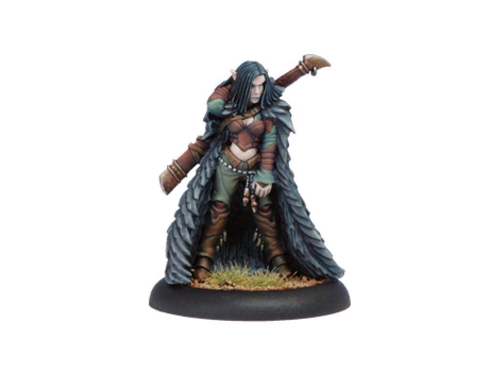 Lanyssa Ryssyl, Nyss Sorceress