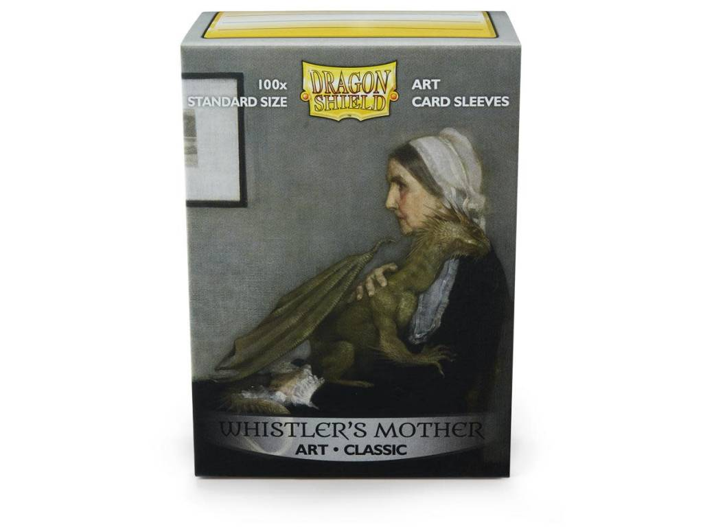 Dragon Shield Whister's Mother Sleeves